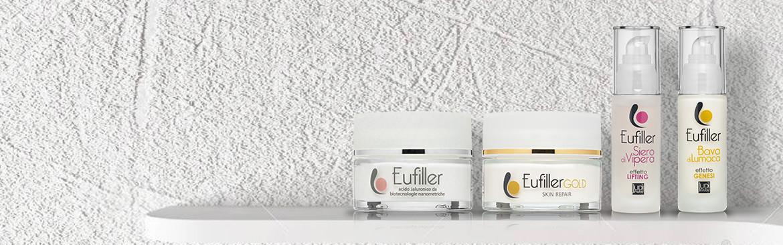 Linea EUFILLER | Judifarm | dermoresearch line